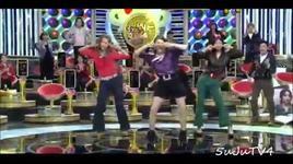 roly poly (ajumma dance @ sbs strong heart) - super junior, t-ara