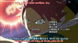 fairy tail music - the rock city boy - dang cap nhat