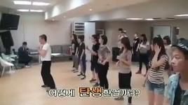 day nhay roly poly - t-ara