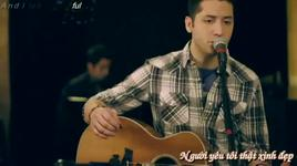 just the way you are (vietsub) - boyce avenue