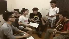 thu ha noi (acoustic) - yanbi, mr.t, hang bingboong