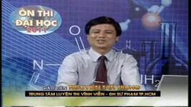 on thi dai hoc lop 12 (nam 2011) - mon hoa hoc: bai 29+30 - nguyen tan trung