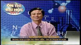 on thi dai hoc lop 12 (nam 2011) - mon hoa hoc: bai 11+12 - nguyen tan trung