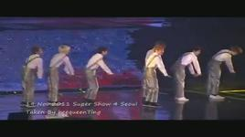 do re mi (the sound of super show 4 @ seoul 19/11/2011) - super junior