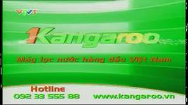 kangaroo may loc nuoc hang dau vn (vtv 3) - quang cao