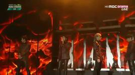 fiction (mbc drama @ melon music awards 24/11/2011) - beast