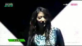 opening (melon music awards 24/11/2011) - park shin hye