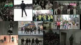 snsd cut (melon music awards global artist award 24/11/2011) - snsd