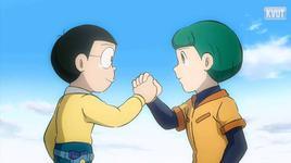 doraemon - nobita va bi mat hanh tinh mau tim [part 17] - v.a