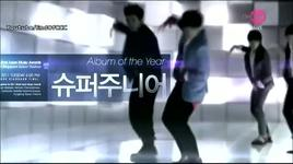 album of the year (mnet asian music awards @ mama 29/11/2011) - super junior