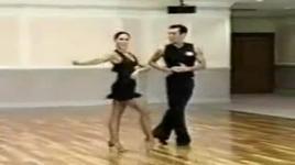 basic rumba routine - allan tornsberg, serena lecca, dancesport