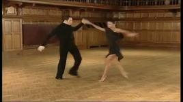 coaching latin - rumba - paul killick, hanna karttunen, dancesport