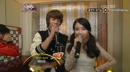 iu cut waiting room (music bank @ kbs 2/12/2011) - iu