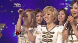 today's winner is girls' generation 2011 - snsd
