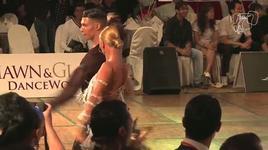 cha cha (2011 world latin round 1) - miha vodicar, nadiya bychkova