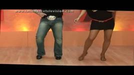 bachata lesson 1 - dancesport
