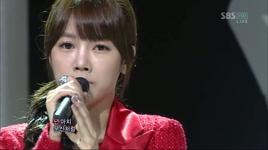 cry cry (live version) - t-ara