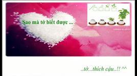 love paradise - kelly chen (tran tue lam)