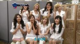 special christmas message @ m!countdown (22.12.2011) - snsd