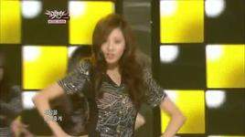 mr.taxi ( kbs music bank 2011.12.16 ) - snsd