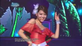 mbc fairy tale christmas special (part 8/10) - snsd