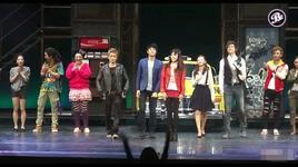 fame curtain call 2011 cut - tiffany (snsd)