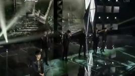 fiction (remix ver.) @ sbs gayo daejun 29.12.2011 - beast
