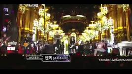 sm orchestra ( sj, shinee,snsd, tvxq, f(x), exo - sbs gayo daejun 29/12/2011) - sm town