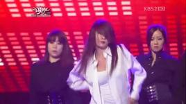 united cube dance battle (music bank @ kbs special christmas 23/12/2011) - hyuna, g.na, beast
