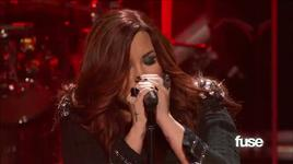 give your heart a break [live] - demi lovato