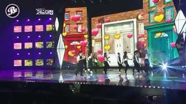 love time - 2011 gayo song fest  - yoona (snsd), lee seung gi