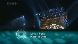 what i've done (live earth) - linkin park