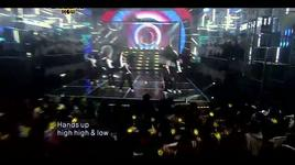 hands up (the big bang show) - bigbang
