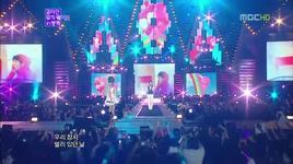 we fell in love (korean music wave in bangkok) - ga-in (brown eyed girls), jo kwon (2am)