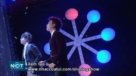 hien tai va qua khu (shining show 3) - the men