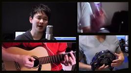 the lazy song (cover) - jason chen, gerald ko (cao hao luc)