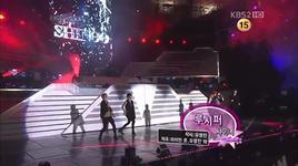lucifer (kbs dream concert) - shinee