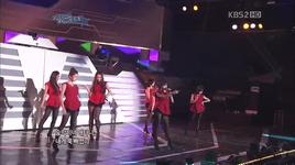 why are you being like this (remix) (kbs dream concert) - t-ara