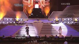 maybe (kbs dream concert) - kim soo hyun, suzy (miss a)