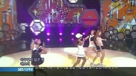 how dare you & ma boy (sbs inkigayo 26/06/2011) - sistar