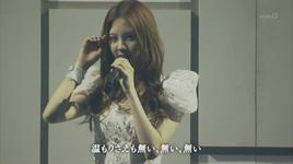 let it rain (nhk music japan) - snsd