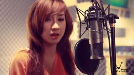 what are words (acoustic cover) - thai tuyet tram