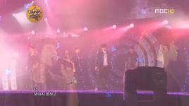 fiction, beautiful (110911 k-pop all-star live in niigata) - beast
