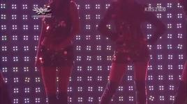 mr. taxi (111021 music bank) - snsd