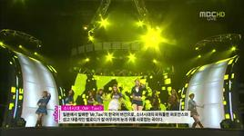 mr. taxi (111022 music core) - snsd