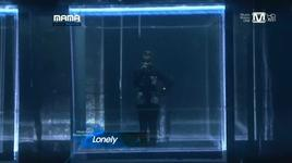 lonely & i am the best (mnet asian music awards 2011) - 2ne1