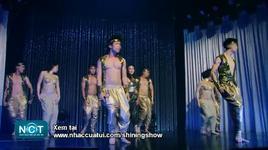 nu than (shining show 10) - doan trang
