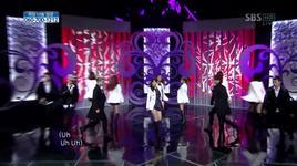 cry cry (111211 inkigayo) - t-ara