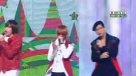 christmas special medley (111224 music core) - infinite, teen top
