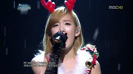 all i want for christmas is you (111225 snsd's christmas fairy tale) - snsd